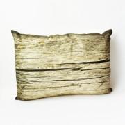 Sierkussen print wood 35x50cm