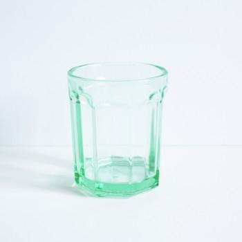 Serax Fish & Fish drinkglas groen 220ml.