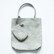 Zebra Kartel Bag vintage beige 37cm.