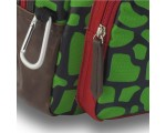 Zebra Trends rugzak Turtle green